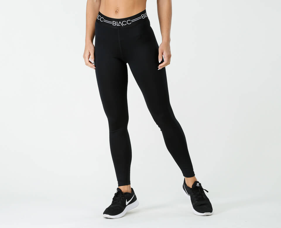 Blacc Power Tights edulliset treenitrikoot