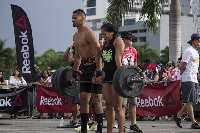 Crossfit kilpailutapahtuma