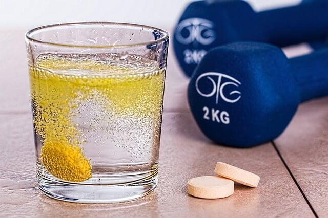 b vitamiini poretabletti